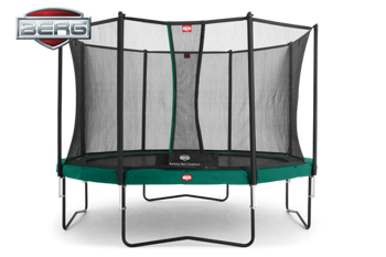 Батут Berg Champion 380 + Safety Net Comfort
