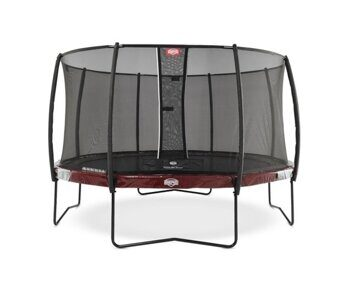Батут BERG Elite Red 430 + Safety Net Deluxe