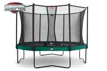 Батут Berg Favorit 430 Tattoo + Safety Net Comfort